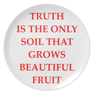 TRUTH PLATE