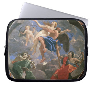 Truth Stolen Away by Time Beyond the Reach of Envy Laptop Sleeve