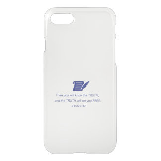 Truth will set you free iPhone 7 iPhone 7 Case