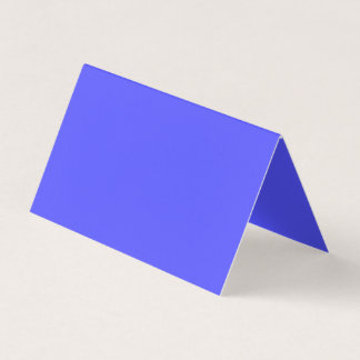 Truthfully Inspiring Blue Colour Business Card