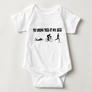 Try Doing This at My Size Baby Bodysuit