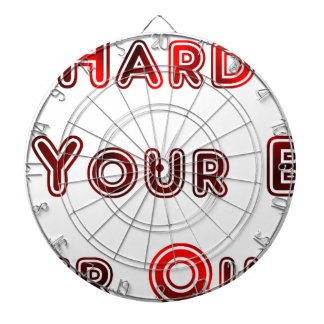 Try hard dartboard