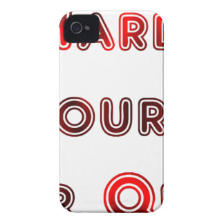 Try hard iPhone 4 case
