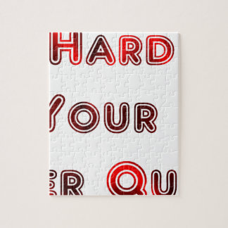 Try hard jigsaw puzzle