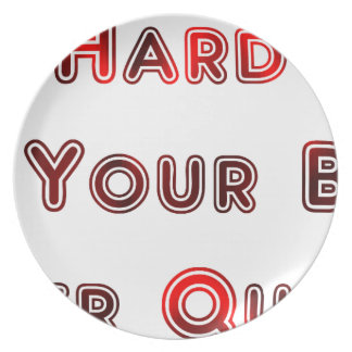 Try hard plate
