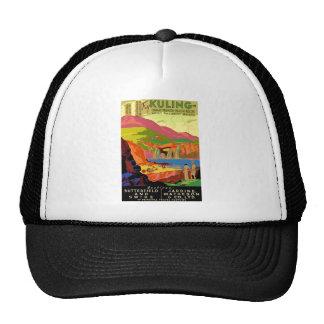 Try Kuling China Premier Health Resort Trucker Hat
