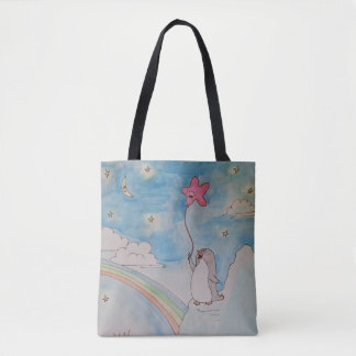 Try looking at things from a new persepctive tote bag