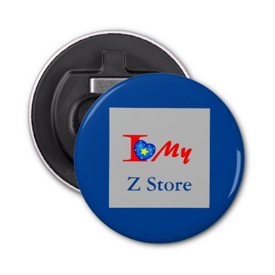 Try Me! Edit To Suit Button Bottle Opener