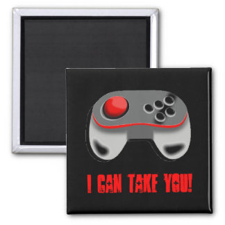 Try Me! Magnet