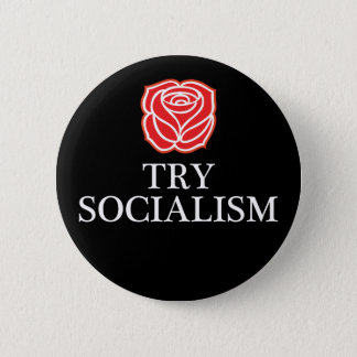Try Socialism Button