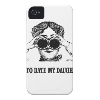 try to date my daughter Case-Mate iPhone 4 cases