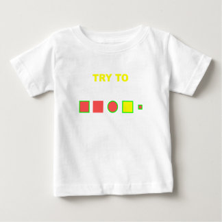Try to solve this: baby T-Shirt