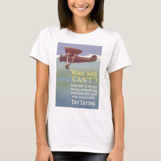 try trying T-Shirt