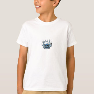 Trybe Dragon Surfboard Illustration T-Shirt