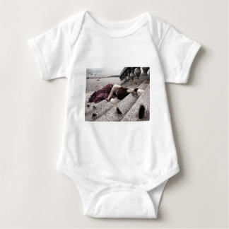Trying, Almost There, Encouragement Baby Bodysuit