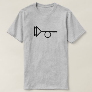 TRYSTERO MUTTED HORN 2 T-Shirt