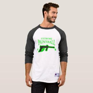 TS long sleeves Paint ball T-Shirt