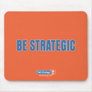 TS • MousePad_BeStrategic Mouse Pad