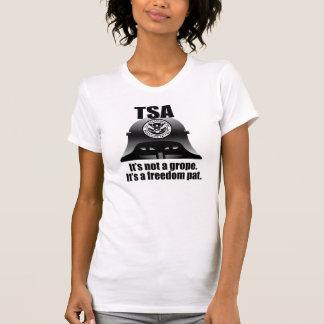 TSA: It's not a grope. It's a freedom pat. T-Shirt