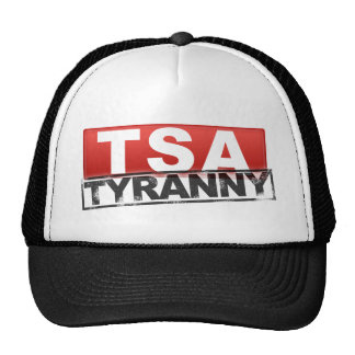 TSA Tyranny Logo Mesh Hat