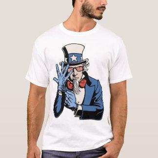 TSA- Uncle Sam T-Shirt