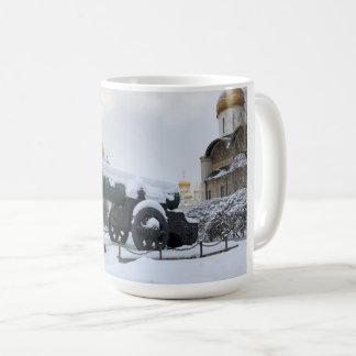 Tsar Canon Coffee Mug