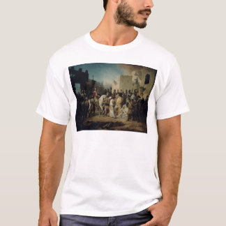 Tsar Ivan IV conquering Kazan in 1552, 1894 T-Shirt