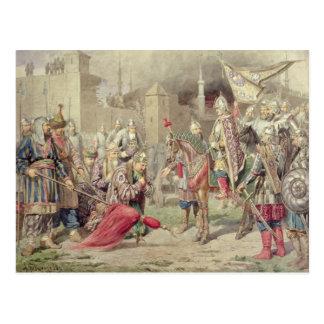 Tsar Ivan IV Vasilyevich the Terrible Postcard
