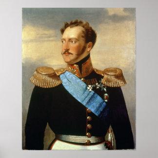 Tsar Nicholas I Poster
