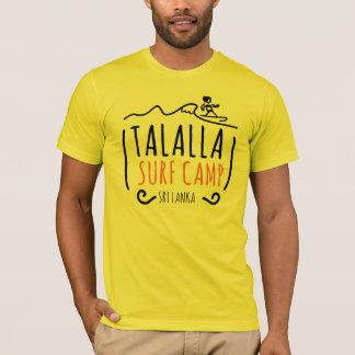 TSC Basic American Apparel T-Shirt, Yellow T-Shirt