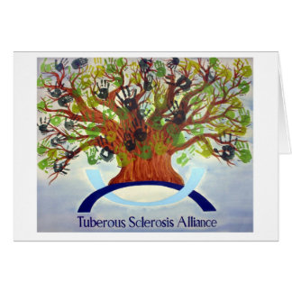 TSC Family Tree Notecards Card