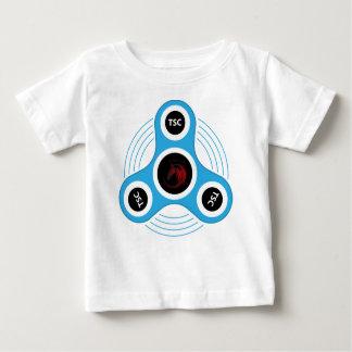 TSC  fidget spinner Baby T-Shirt