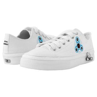 TSC Fidget Spinner Low-Top Sneakers