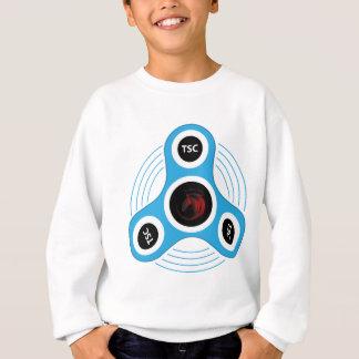 TSC  fidget spinner Sweatshirt