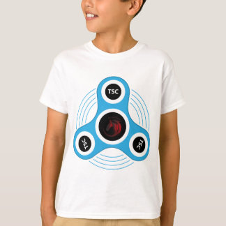 TSC  fidget spinner T-Shirt