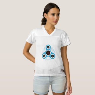 TSC Fidget Spinner Women's Football Jersey