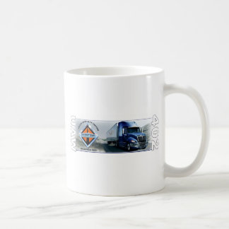 TSC LOCAL 402 Navistar coffee mug