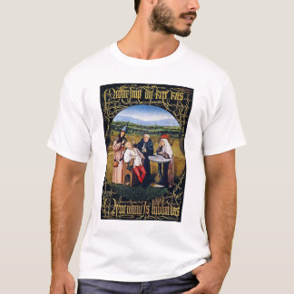 TShirt:  Bosch - Extracting Stone of Madness T-Shirt