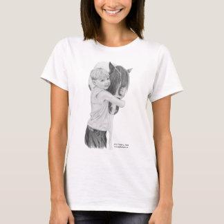 Tshirt, Everyone loves a pony T-Shirt
