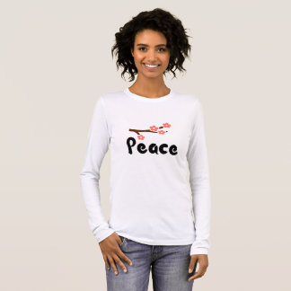 Tshirt for peace, inspiration, positive, happy