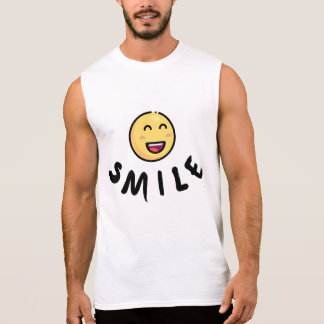 Tshirt for smile, inspiration, positive, happy