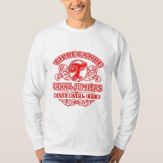 Tshirt (long sleeved) - Retro Logo shirt