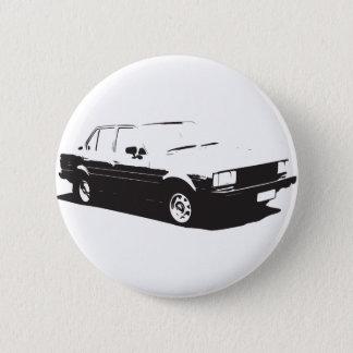 Tshirt Old Corolla-1983 2 Inch Round Button