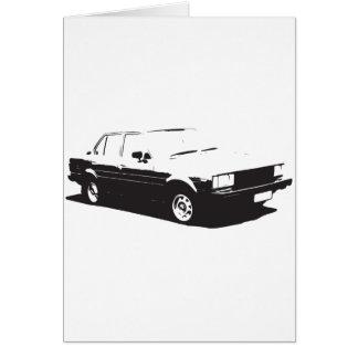Tshirt Old Corolla-1983 Card
