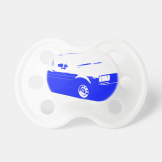 Tshirt Old Corolla blue-1983 Pacifier