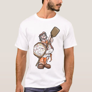 Tshirt tarte flambée tube Hopp up