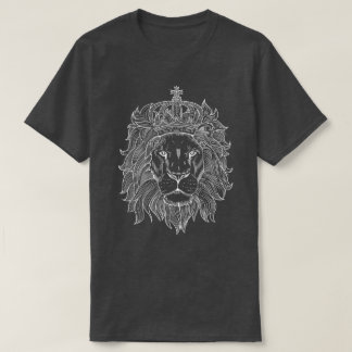 Tshirt with lion
