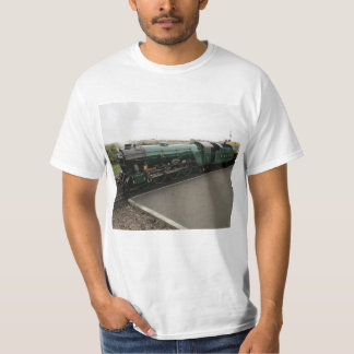 TShirt with Steam (front) and diesel (back) trains