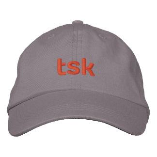 TSK Hat Embroidered Hats