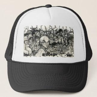 tsk_hiphop_bboy, B-BOYS Trucker Hat